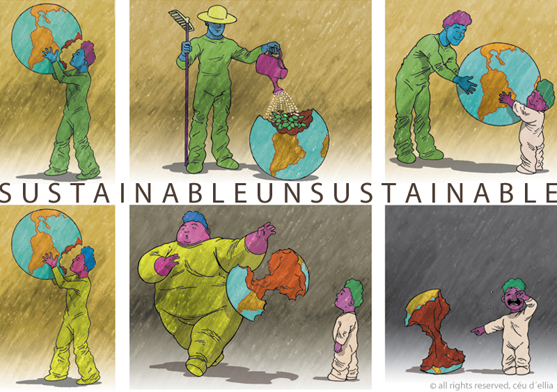 Sustainableunsustainable-