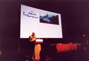 Céu´s 1998 Super Eco´s results presentation, at Durban, South Africa, IUAPPA International Congress.